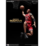 NBA Collection Motion Masterpiece Actionfigur 1/9 Dennis Rodman 23 cm
