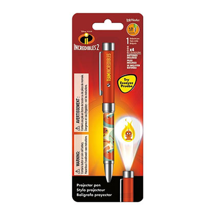 INCREDIBLES 2 Projector Light Pen