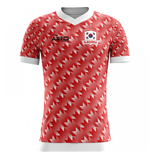 2018-2019 South Korea Home Concept Football Shirt