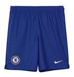 2018-2019 Chelsea Home Nike Football Shorts (Kids)