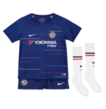 2018-2019 Chelsea Home Nike Little Boys Mini Kit