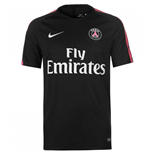 2018-2019 PSG Nike Squad Training Shirt (Black) - Kids