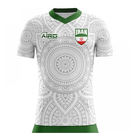 2018-2019 Iran Home Concept Football Shirt (Kids)