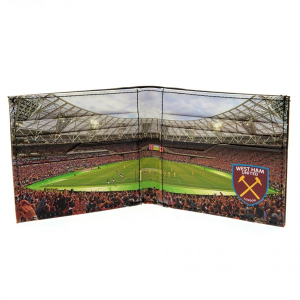 West Ham United F.C. Panoramic Wallet