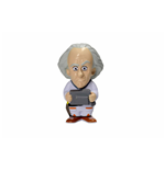 Back to the Future Anti-Stress Figure Doc Brown 15 cm
