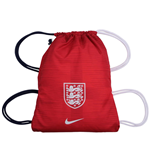 2018-2019 England Nike Allegiance Gym Sack (Red)