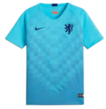 2018-2019 Holland Away Nike Football Shirt (Kids)