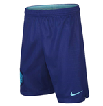 2018-2019 Holland Nike Away Shorts (Blue) - Kids