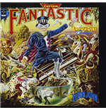 Vynil Elton John - Captain Fantastic And The Brown Dirt Cowboy