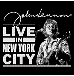 John Lennon Standard Patch: Live in New York City