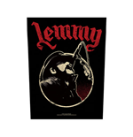 Lemmy Back Patch: Microphone