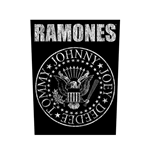 Ramones Back Patch: Classic Seal