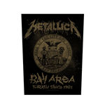 Metallica Back Patch: Bay Area Thrash