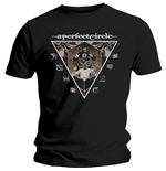 A Perfect Circle Mens Tee: Outsider