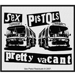 The Sex Pistols Standard Patch: Pretty Vacant (Loose)
