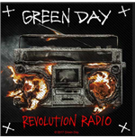 Green Day Standard Patch: Revolution Radio (Loose)