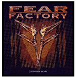 Fear Factory Standard Patch: Archetype (Loose)