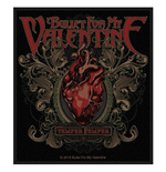 Bullet For My Valentine Standard Patch: Temper Temper (Loose)