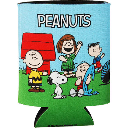 PEANUTS Comic Cast Can Cooler