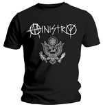 Ministry Men's Tee: Great Seal