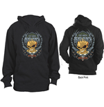 Five Finger Death Punch Men's Pullover Hoodie: Trouble
