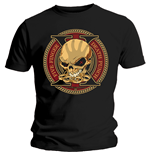 Five Finger Death Punch Men's Tee: Decade of Destruction