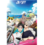 Yuri On Ice - Car Maxi Poster (61x91,5 Cm)