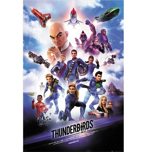 Thunderbirds Poster 300331