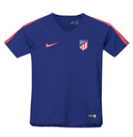 2018-2019 Atletico Madrid Nike Training Shirt (Royal Blue) - Kids