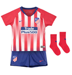 2018-2019 Atletico Madrid Home Nike Baby Kit