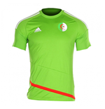 2017-2018 Algeria Away Adidas Football Shirt
