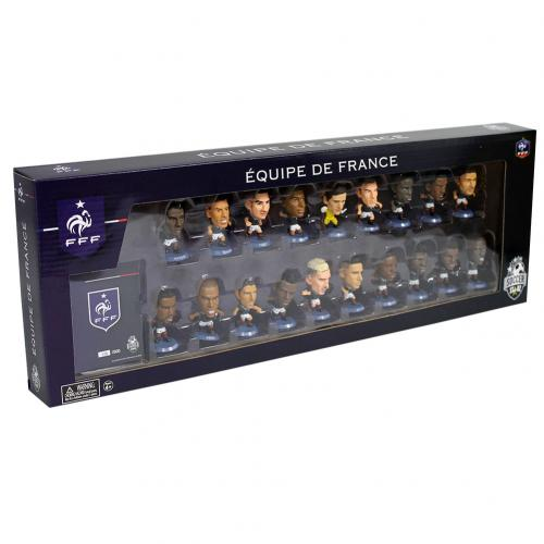 France SoccerStarz 19 Player Team Pack