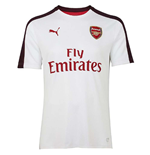 2018-2019 Arsenal Puma Stadium Jersey (White)