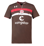 2018-2019 St Pauli Home Football Shirt