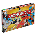 DC Comics Superheroes Board game 300467