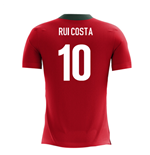 2018-2019 Portugal Airo Concept Home Shirt (Rui Costa 10)