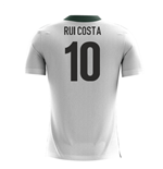 2018-2019 Portugal Airo Concept Away Shirt (Rui Costa 10) - Kids