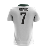 2018-2019 Portugal Airo Concept Away Shirt (Ronaldo 7) - Kids