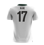 2018-2019 Portugal Airo Concept Away Shirt (Nani 17)