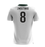 2018-2019 Portugal Airo Concept Away Shirt (J Moutinho 8) - Kids