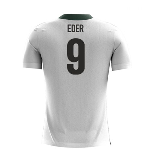 2018-2019 Portugal Airo Concept Away Shirt (Eder 9) - Kids