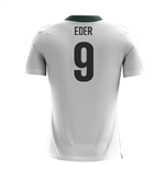 2018-2019 Portugal Airo Concept Away Shirt (Eder 9)