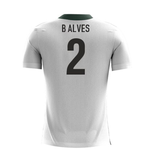 2018-2019 Portugal Airo Concept Away Shirt (B Alves 2)