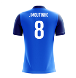 2018-2019 Portugal Airo Concept 3rd Shirt (J Moutinho 8) - Kids