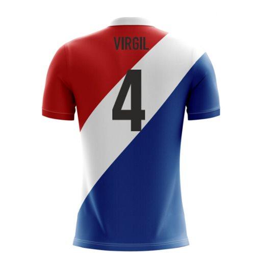 sale retailer c56a0 e9d01 2018-19 Holland Airo Concept Third Shirt (Virgil 4) - Kids