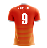 2018-19 Holland Airo Concept Home Shirt (V. Basten 9)