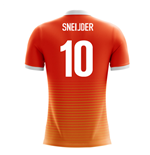 2018-19 Holland Airo Concept Home Shirt (Sneijder 10)