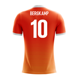 2018-19 Holland Airo Concept Home Shirt (Bergkamp 10) - Kids