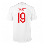2018-2019 England Home Nike Football Shirt (Vardy 11) - Kids