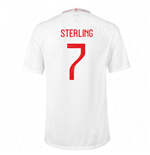 2018-2019 England Home Nike Football Shirt (Sterling 10) - Kids
